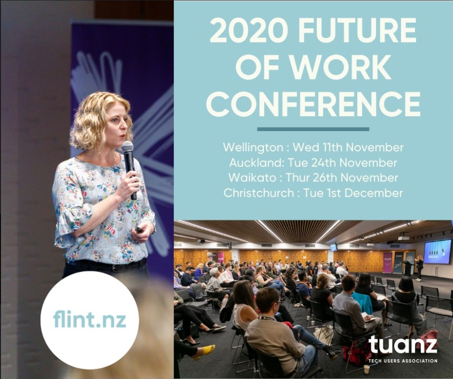 TUANZ Future Of Work Series